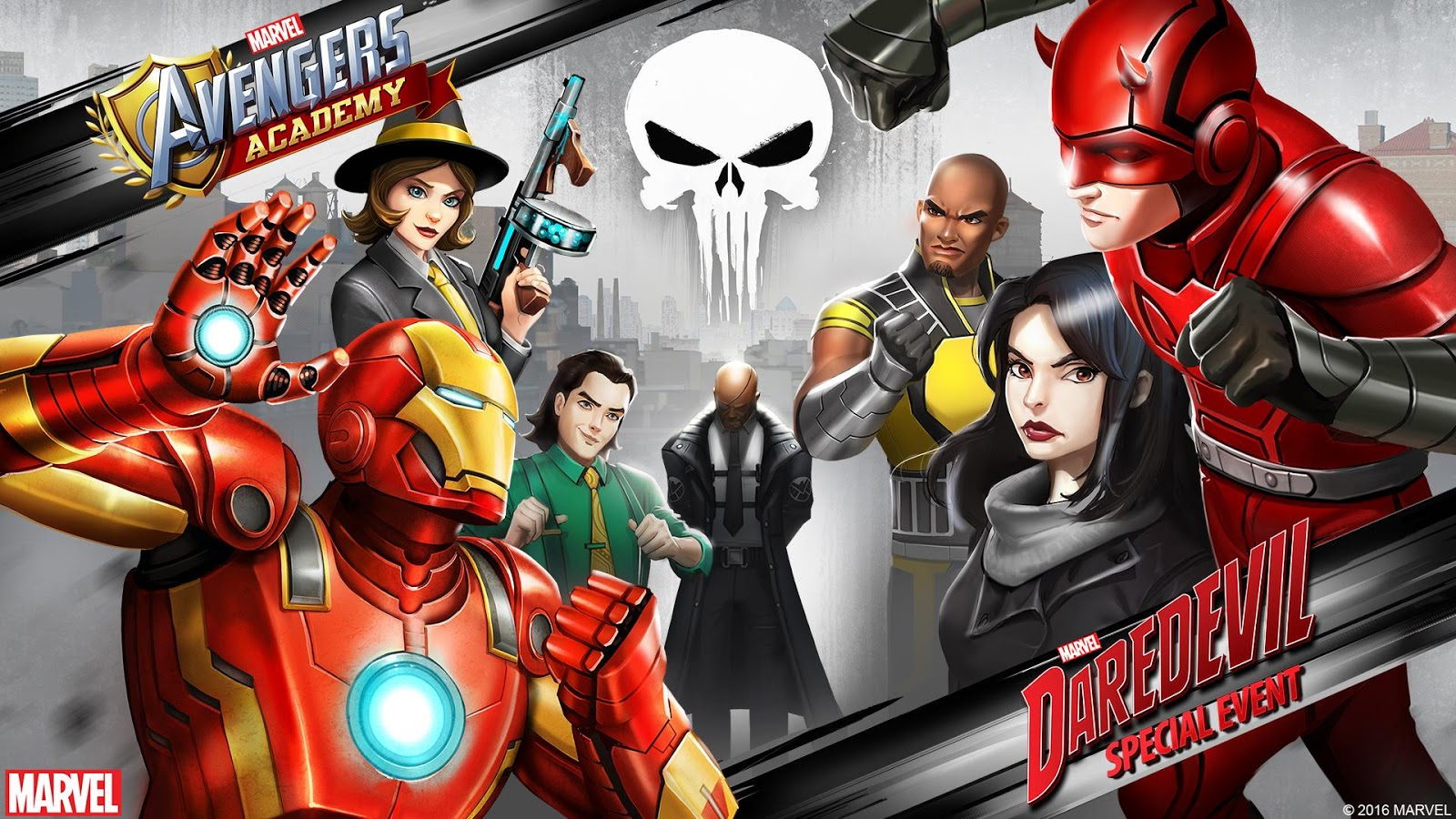 MARVEL Avengers Academy Screenshot 0