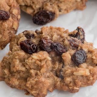 Whole Wheat Oatmeal Raisin Cookies Recipes