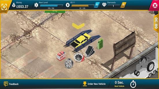 Junkyard Tycoon - Business Game