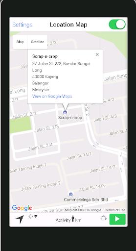 Go Location - screenshot
