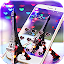 APK App Paris tower Theme Neon City for BB, BlackBerry