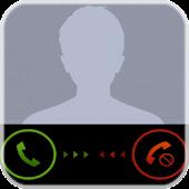 Fake phone call APK for Bluestacks