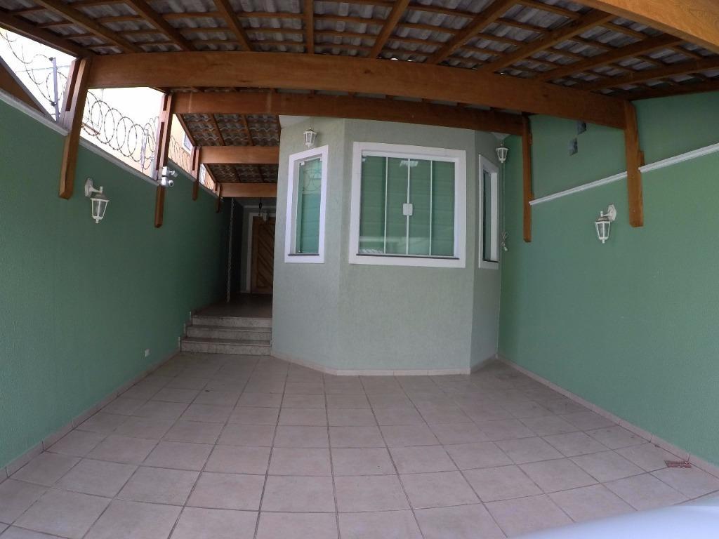 Sobrado à venda, 144 m² por R$ 780.000,00 - Vila São Judas Tadeu - Guarulhos/SP