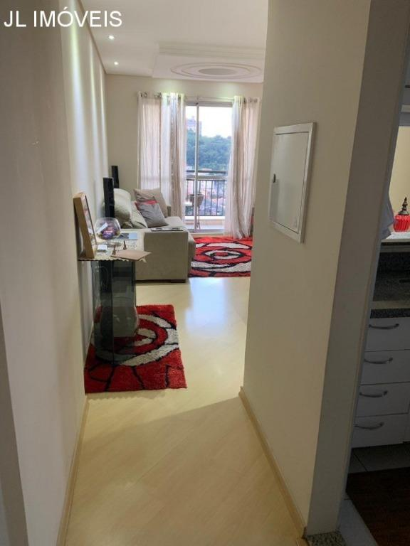 Apartamento com 3 dormitórios à venda, 72 m² por R$ 430.000,00 - Jardim das Orquídeas - Jundiaí/SP