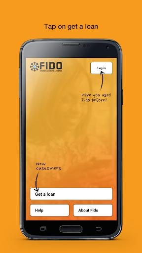 Fido Money Lending screenshot 1