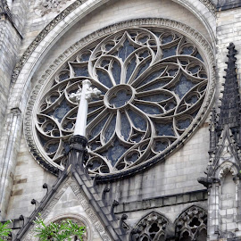 St. John the Unfinished by Eric Hansen - Buildings & Architecture Places of Worship ( church, st. john the divine, cathedral, nyc, new york city )
