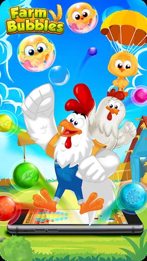 Farm Bubbles - Bubble Shooter Puzzle Game screenshot 4