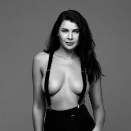 by Riaan Www.rampix.co.uk - Nudes & Boudoir Boudoir ( studio, olga kaminska, model, rampix photography, rampix )