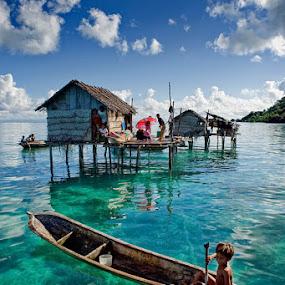 Bodgaya Island by Yaman Ibrahim - Landscapes Travel