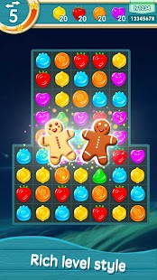 3 Fruit Candy Blast App screenshot