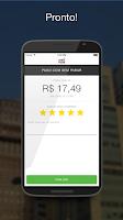 Screenshot of Sem Parar Taxi