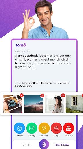 SoMo - Social Mobile screenshot 3