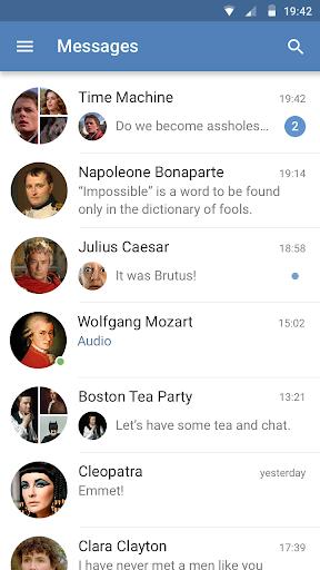 VK - screenshot