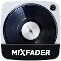 Mixfader dj - digital vinyl APK for Windows