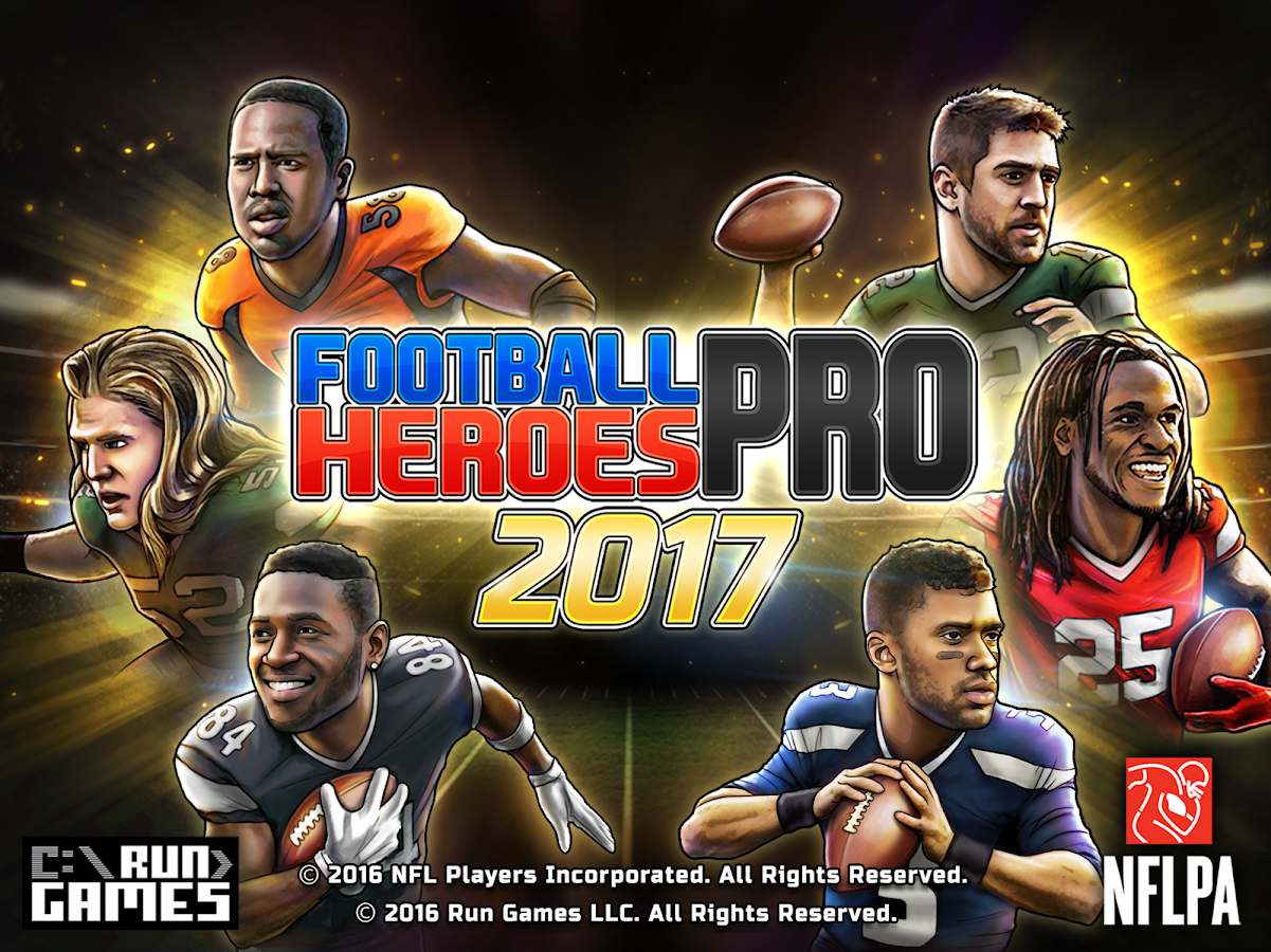 Football Heroes PRO 2017 Screenshot 9