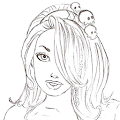 draw girl 1.01 icon