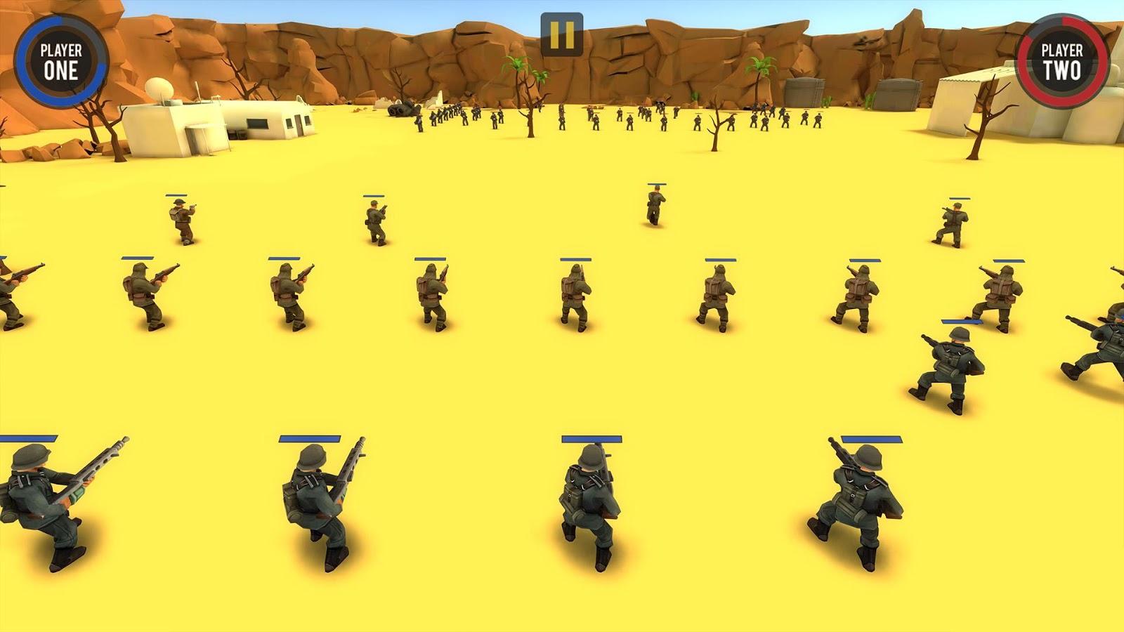 Epische Schlacht Sim 3D: Weltk android spiele download