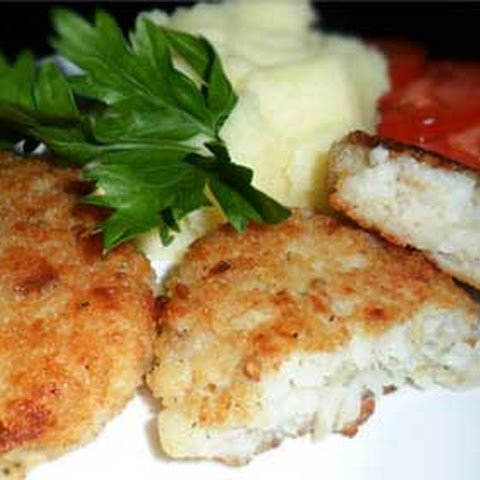 Fish Patties (Tilapia)