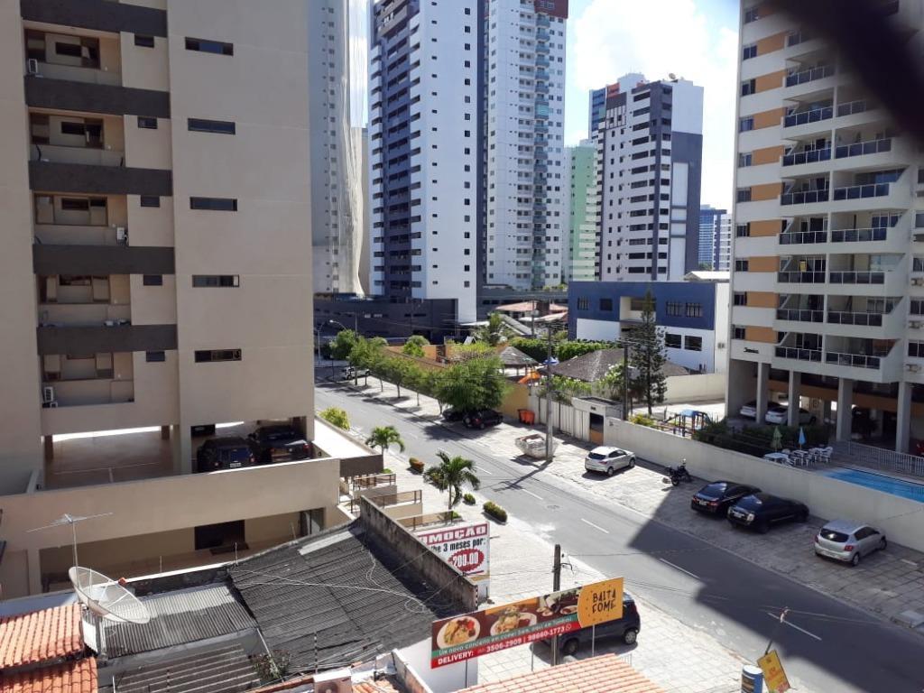 Apartamento com 4 dormitórios à venda, 218 m² por R$ 485.000 - Tambaú - João Pessoa/PB