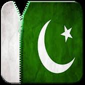 Pak Flag Zipper Lock APK for Bluestacks