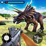 Dinosaurs Hunter Safari Free Sniper Shooting Game Icon