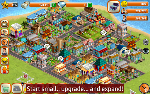 Village City - Island Sim - screenshot
