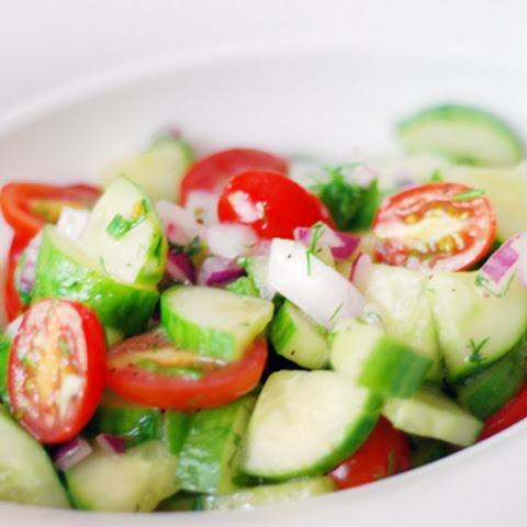 10 Best Cucumber Tomato Green Pepper Onion Salad Recipes ...