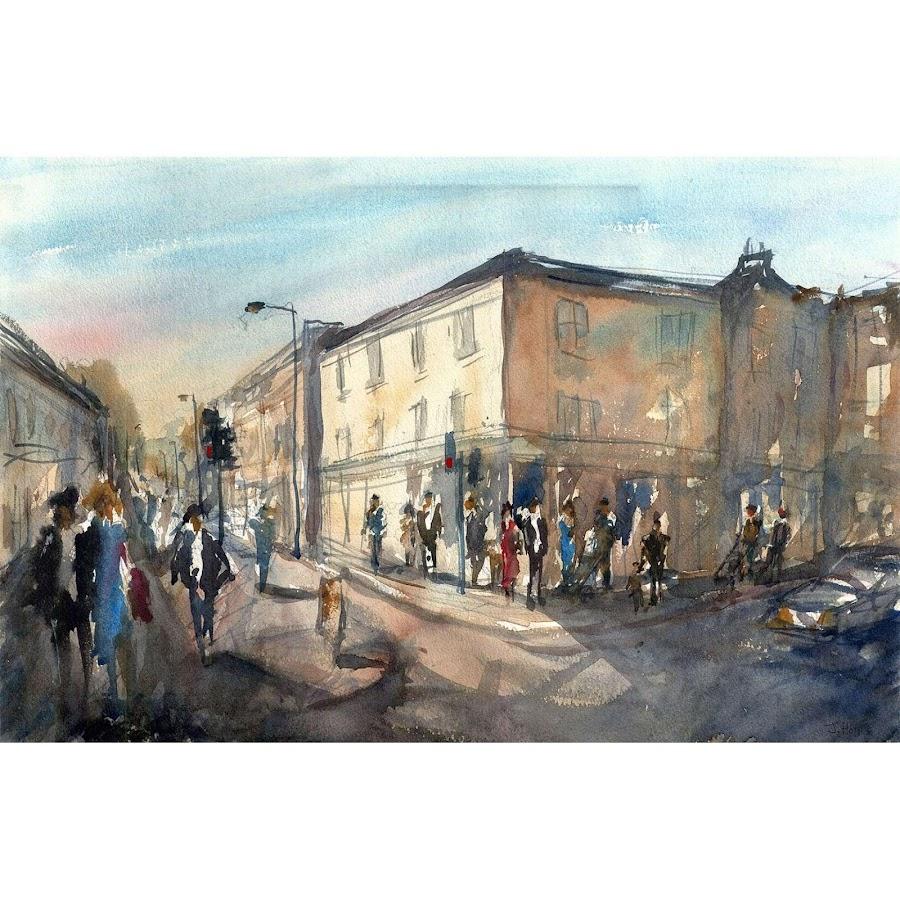 Greenwich painting art London