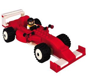 """Конструктор SuperBlock """"Большие гонки"""" Формула 1 XL"""