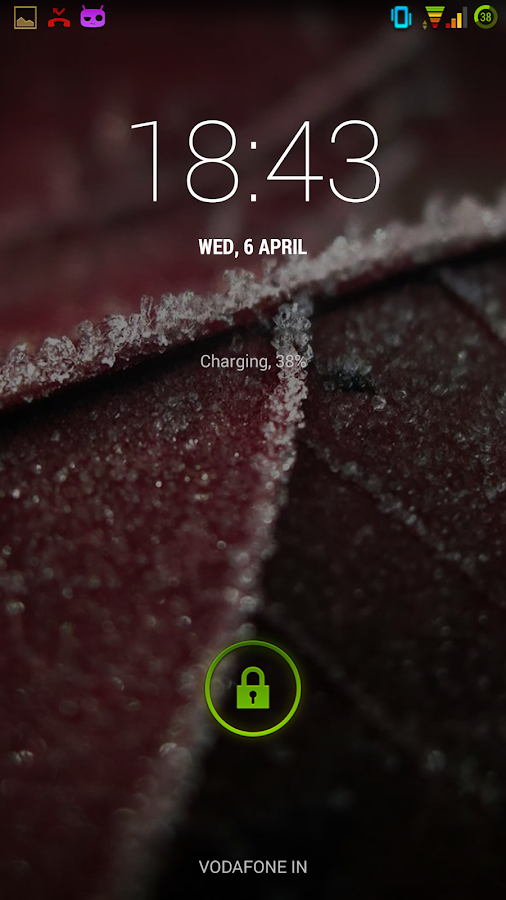 Neon Colors Theme CM11/AOKP Screenshot 5