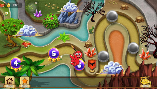 Red Ball 5 World of Mario - screenshot