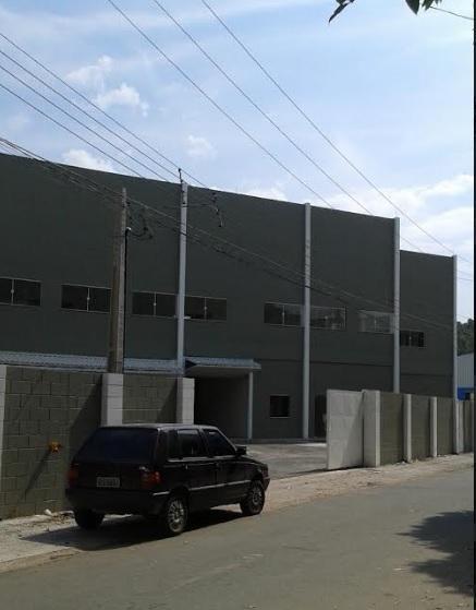 Galpão industrial para locação, Jardim Leda (Fazendinha), Santana de Parnaíba.