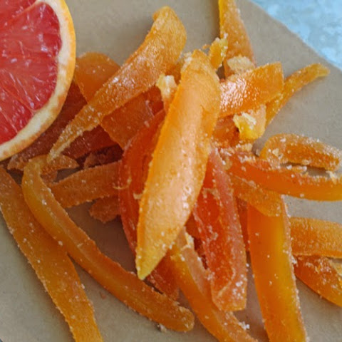 Grapefruit Candy