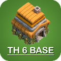 App New COC Town Hall 6 Base APK for Kindle