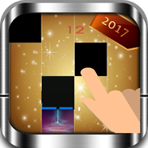 Magic Piano Golden Tiles Pro
