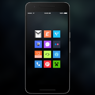 Perseus UI Icon Pack- screenshot thumbnail