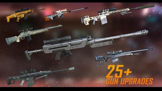Mountain Sniper 3D Shooter