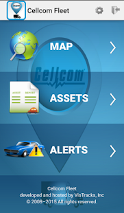 Cellcom Fleet - screenshot