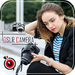 DSLR HD Camera 2019 Icon