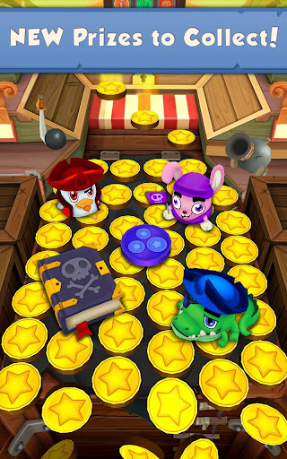 Coin Dozer: Pirates screenshot 11