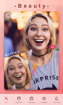 Photo Editor Lidow  Sweet Cam APK screenshot thumbnail 1