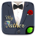 App Download My Father GO Keyboard Theme Install Latest APK downloader