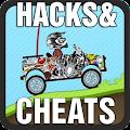 Hacks for Hill Climb Racing APK for Bluestacks