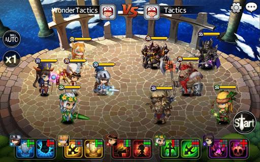 Wonder Tactics - screenshot