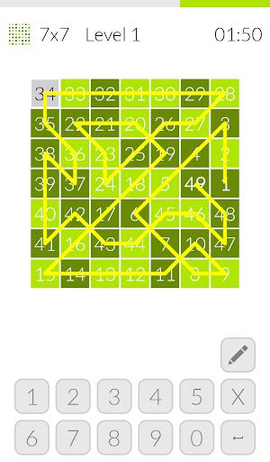 Hidoku - screenshot