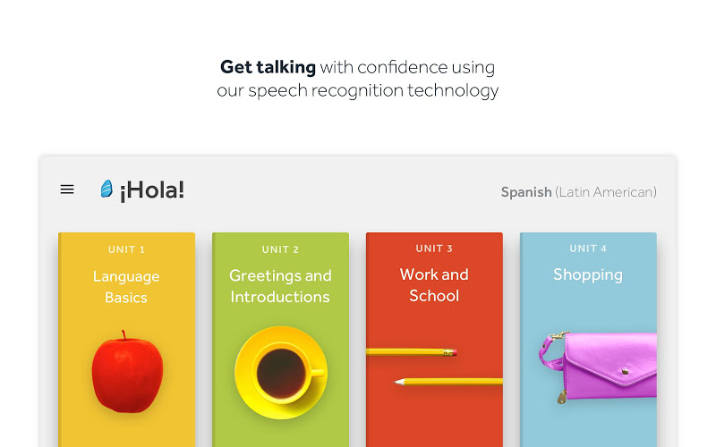 Rosetta Stone: Learn to Speak & Read New Languages Screenshot 14