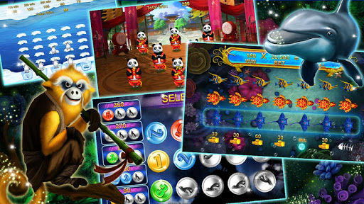 Wolf Slots Slot Machines - screenshot