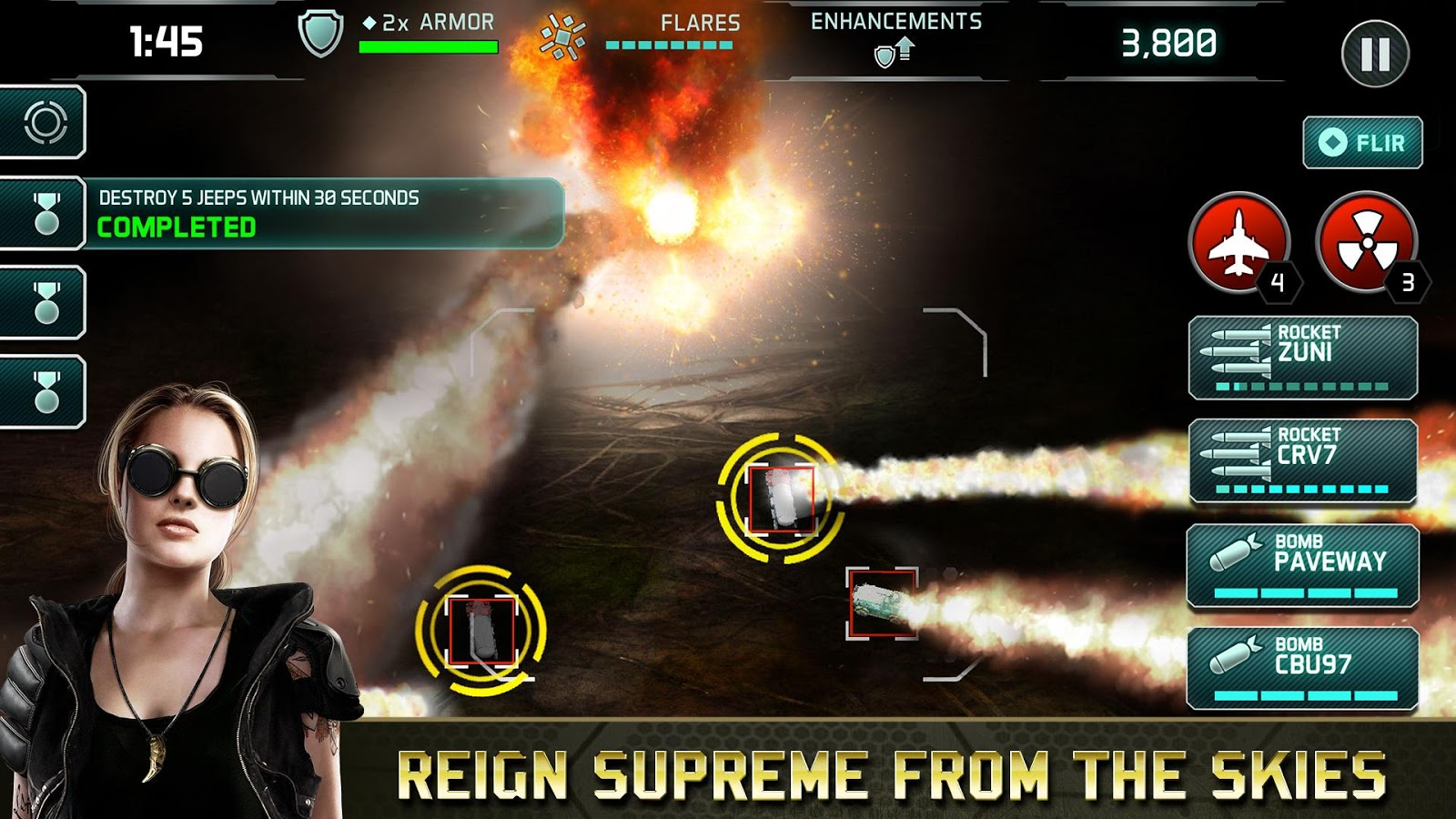 Drone Shadow Strike Screenshot 3