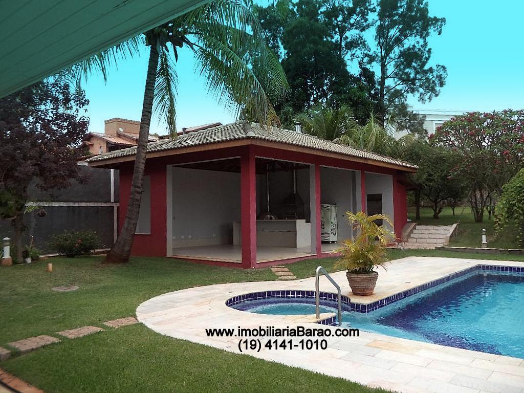 Casa 4 Dorm, Residencial Parque Rio das Pedras, Campinas (CA1080)