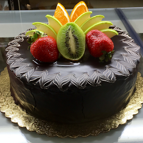 Chocolate Fruit Cake by Lope Piamonte Jr - Food & Drink Candy & Dessert (  )